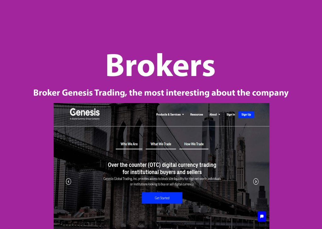 broker Genesis Trading rip off reviews